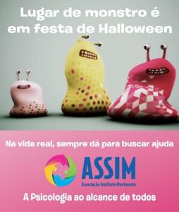 ASSIM Associação Instituto Movimento Halloween