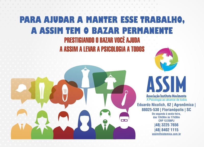 ASSIM Associação Instituto Movimento Bazar Permanente